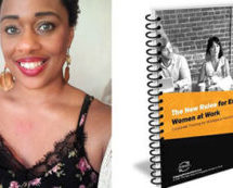 Black Author/ Activist Elevates The #Metoo Movement — Establishes new rules for how men should interact with women in the workplace