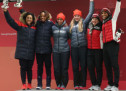 Daughters of Africa Sweep in Pyeong Chang 2018