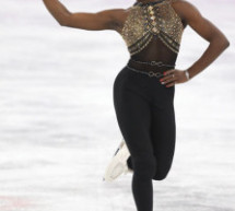 Daughter of Africa Delight's Winter Olympics gives crowd pleasing performance