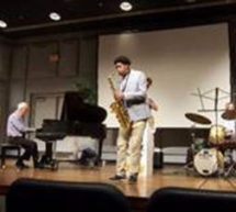 Jeanette M. Russell Jazz Scholarship Competition