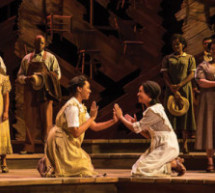 Alumni of Tony Award®Winning Broadway Revival The Color Purple playing at the Adrienne Arsht Center for the Performing Arts of Miami-Dade County