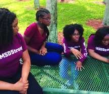 Breaking their media silence: Four Marjory Stoneman Douglas students speak out on the mass shooting and biased support.