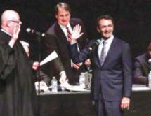 Dean Trantalis sworn in as the fifth Mayor of the City of Fort Lauderdale