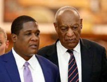 Before the start of Cosby's sexual assault trail, at least one juror says he's guilty
