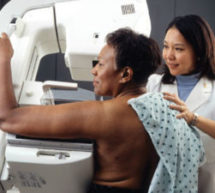 Free mammogram and pap test
