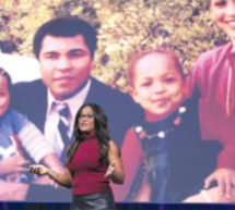 Going after what you want in life with Laila Ali