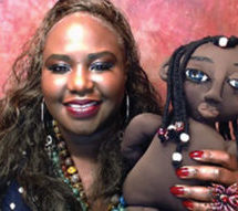 Black doll maker teaches other African Americans how to make handmade dolls in free YouTube Tutorials