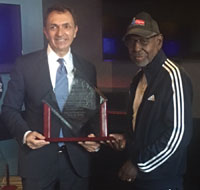 Our very own Mr. Beauregard Cummings was inducted into the City of Fort Lauderdale Walk of Fame