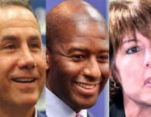 TV ad beats up on candidate for Florida's governor Gwen Graham