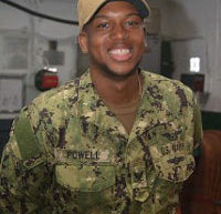 Fort Lauderdale Native Serves Aboard a Floating Airport at Sea