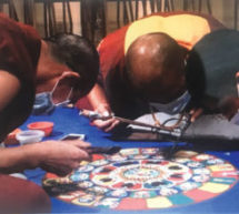 Educating people about Buddhism: Tibet Buddhist Monks come to South Florida