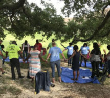 Church Under a Tree: Christians in Baton Rouge, LA 'Leave the 99 to seek the one' Outside the Church Walls