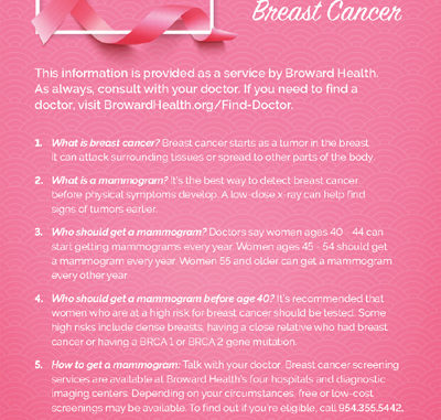 Black Women At Greater Risk For Aggressive Breast Cancer The Westside Gazette