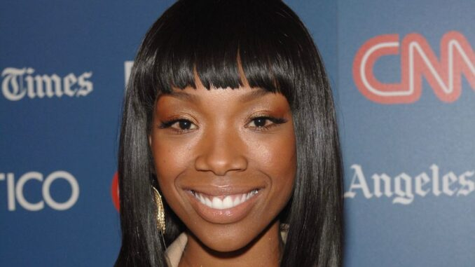 Brandy stars in 'Queens' as Naomi, 'Xplicit Lyrics.' (Stephen Shugerman/Getty Images for Turner)