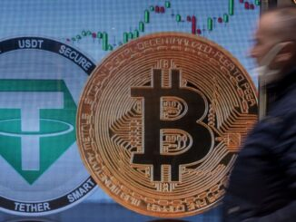 China has banned cryptocurrencies, leaving an opening for the United States to dominate the crypto market. (Chris McGrath/Getty Images)